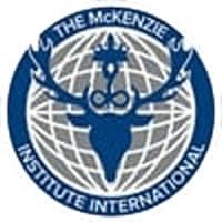 Logo of the McKenzie Institute